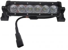 """8"""" Single Row LED Lightbar"""