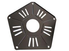 5 Bat End Shield