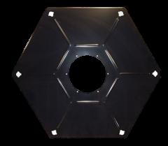 6 Bat End Shield