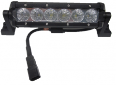 "8"" Single Row LED Lightbar"