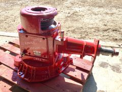365420A1, 87642678: PTO gearbox for CIH 2388 combine. Rebuilt, new gear set and all bearings and seals. Sold with one year warranty.