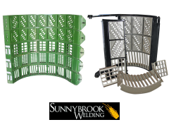 Sunnybrook concaves for sale. For Case IH, Claas Lexion, Challenger, AGCO Gleaner & Massey Ferguson, John Deere & AGCO White combines.