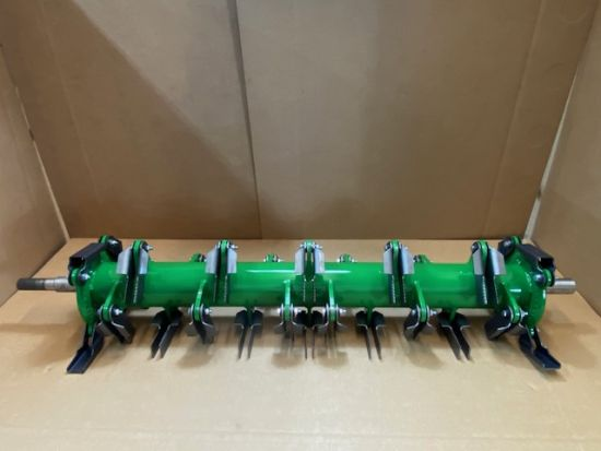 TSR AXE65823: Fine cut rotor assembly for John Deere S-Series combines (S660, S670, S680, S690, S760, S770, S780, S790).