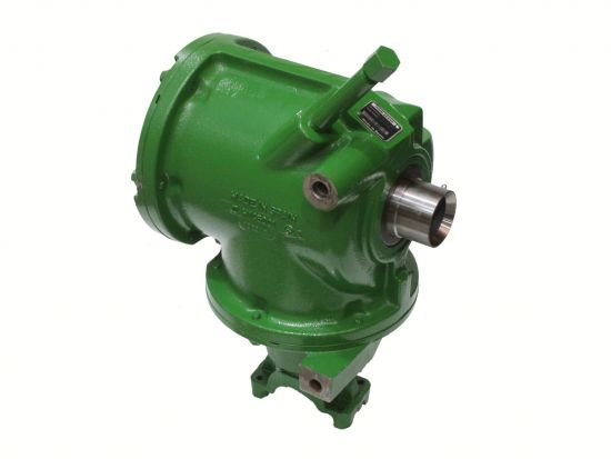 AH154770: primary countershaft gear box. For John Deere 9560 STS, 9650, 9650 STS, 9660, 9660 STS, 9750 STS, 9760 STS combines. John Deere STS combine primary countershaft gearcase for sale at Combine World. OEM; genuine JD part. Sold with warranty. OEM pa