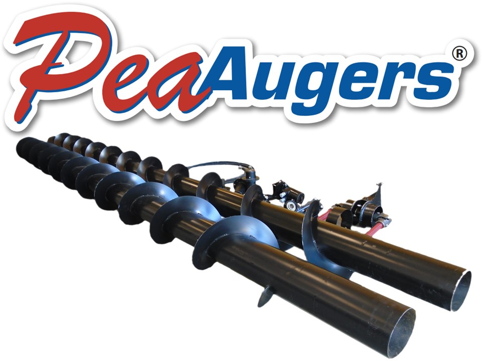 40' & 45' Pea Auger for MacDon